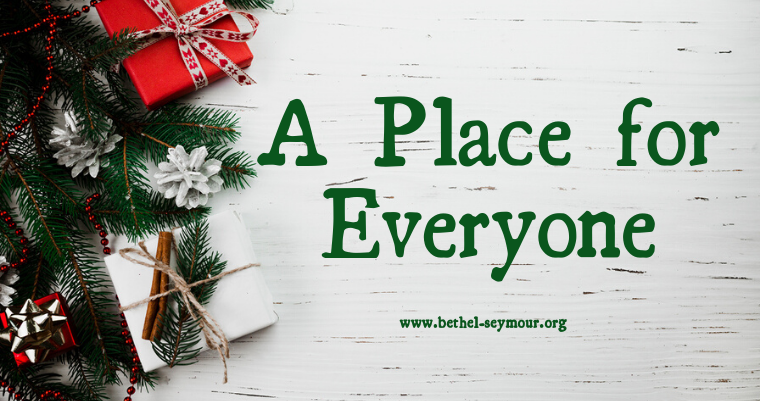A Place for Everyone